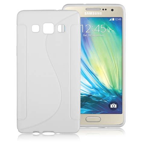 softcase samsung a3 soft tpu silicon back cover skin shell for samsung