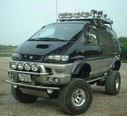 Mitsubishi Delica Backgrounds by Another Permeti12 1996 Mitsubishi Outlander Post Photo