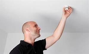 Wie Rauchmelder Installieren : rauchmelder gesund wohnen ~ Lizthompson.info Haus und Dekorationen