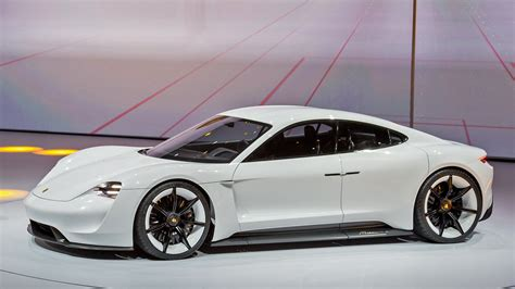 porsche electric mission e porsche wants half of its cars to be electric by 2023 ceo