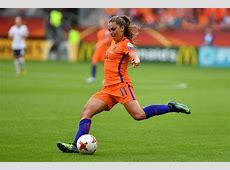 Lieke Martens élue meilleure joueuse de l'année par la