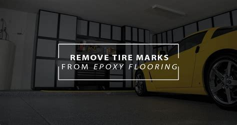 Remove Tire Marks From Epoxy Flooring   Barefoot Surfaces