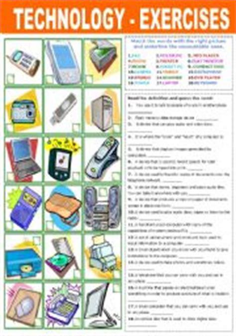worksheet technology exercises