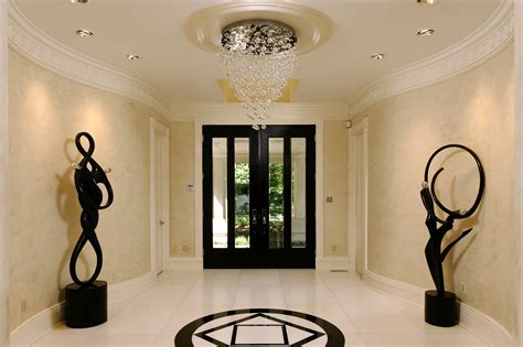 Modern Foyer Chandeliers Contemporary