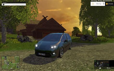 citroen   ls farming simulator   mod