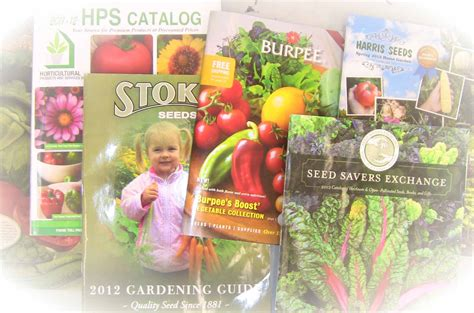 Free 2018 Seed Catalog Order Links  Tomorrow's Garden