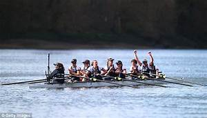 Oxford claim fourth women's Boat Race victory in a row ...