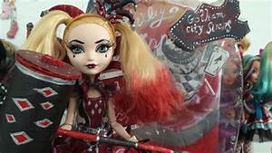 Custom Harley Quinn EAH Doll Review YouTube