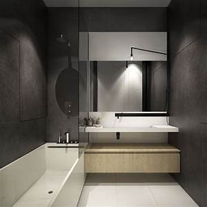 The, Best, Tips, How, To, Arranged, Modern, Small, Bathroom
