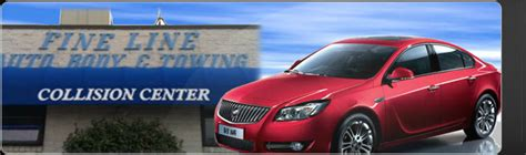 fine  auto body towing auto body repair painting
