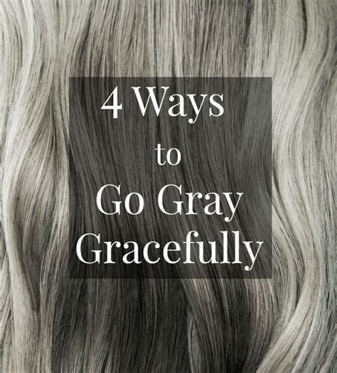 ideas   gray  pinterest gray hair