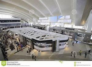 Tom Bradley International Terminal Editorial Stock Photo ...