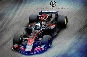 Mclaren Honda 2017 : mclaren honda 2017 car concept on behance ~ Maxctalentgroup.com Avis de Voitures