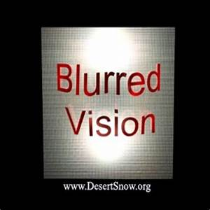 Blurred vision. Causes, symptoms, treatment Blurred vision