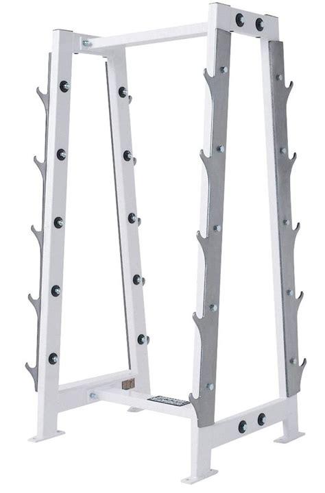 hammer strength barbell rack  gym equipment