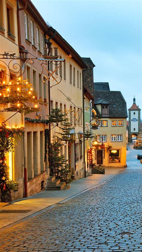 rothenburg ob der tauber franconia region  bavaria