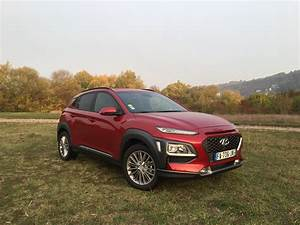 Essai Hyundai Kona Electrique : essai hyundai kona crdi 115 point de suspensions ~ Maxctalentgroup.com Avis de Voitures