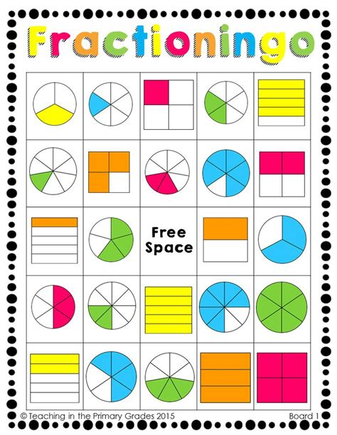 Fractions  Thirdgradetroopcom  Pinterest  Gaming, Math And Math Fractions