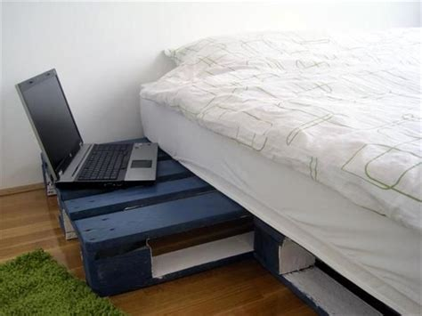 Pallet Bed Frame For Sale by 20 Brilliant Wooden Pallet Bed Frame Ideas For Your House
