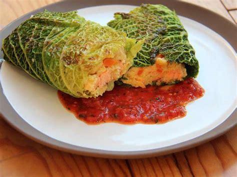 recette cuisine vegane recettes de paupiettes et chou