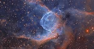 NGC 2359 Nebula