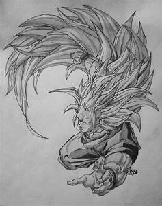 Goku Super Saiyan 3 By Darksky666 On Deviantart