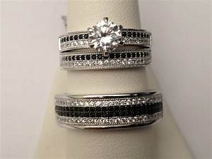 wedding ring sets for him and her diamond wedding bands With wedding rings sets for him and her