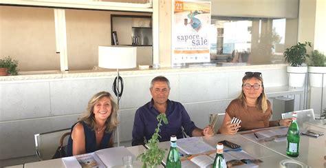 terrazza bartolini marittima cervia presentata la 21 edizione di sapore di sale dal
