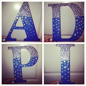 diy alpha delta pi letters greek adpi sorority crafts With alpha delta pi wooden letters