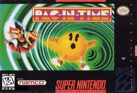pac  time strategywiki  video game walkthrough