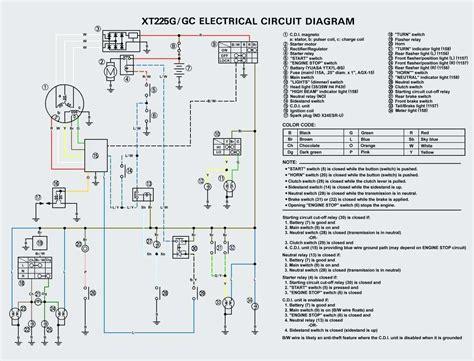 diagram 2004 yamaha kodiak 400 wiring diagram