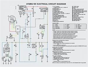 Diagram  2004 Yamaha Kodiak 400 Wiring Diagram