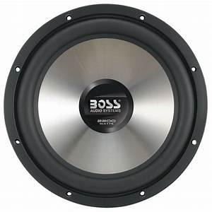 Boss Audio Ce12dvc 12 U0026quot  2200w Dual 4 Ohm Voice Coil