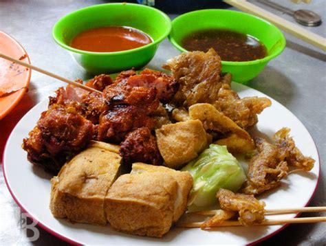 hawker cuisine what is malaysian food bread et butter