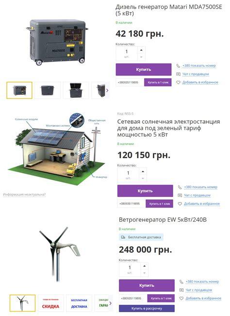 Самодельная электростанция