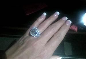 celebrity engagement rings betterthandiamondcom With kroy biermann wedding ring