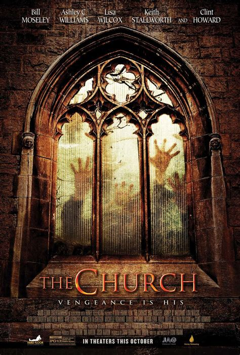 Movie Review The Church (2018)
