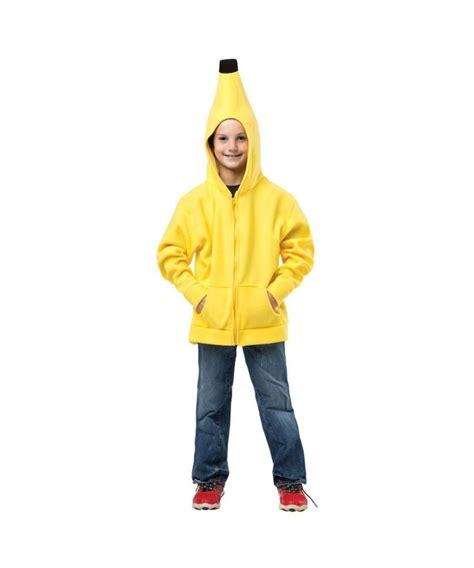 hodie banana banana hoodie food costumes