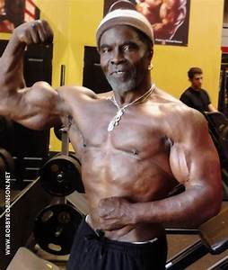 Ifbb Legend Robby Robinson Not Happy With The State Of