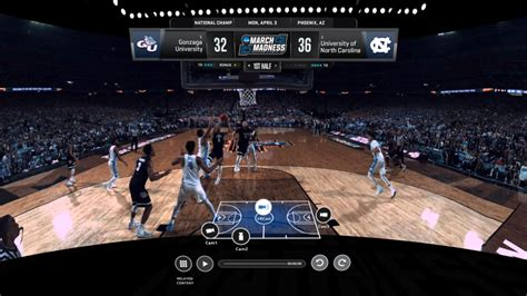 stream ncaa march madness games  vr