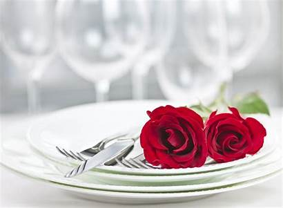 Dinner Valentine Wallpapers Romantic Setting Background Valentines