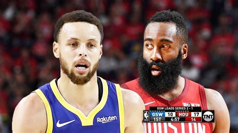 Golden State Warriors vs Houston Rockets - Game 4 - Full ...