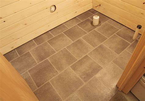 groutable vinyl tile  ceramic tile grey slate