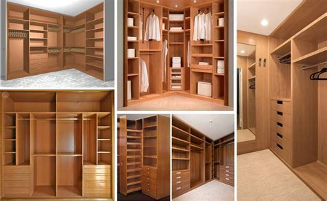 5 Modern Wardrobe Closet Designs Everyone Will Like