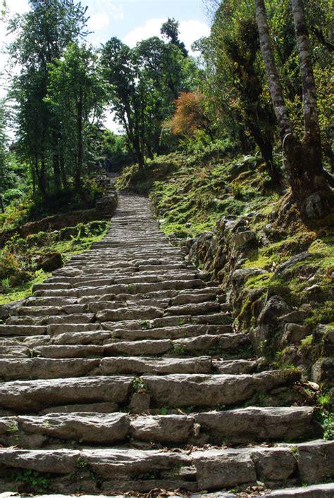trek du sanctuaire des annapurnas voyager en photos