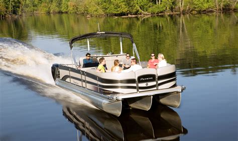 Sleeping On A Pontoon Boat by A Minnesota Invention The Pontoon Boat Is Redefining