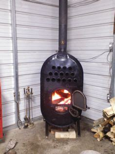 build   wood burning stove    simple