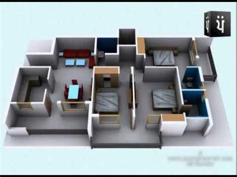 More 3d Home Walkthroughs by 3d Walkthrough Apartment Interior