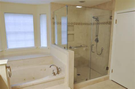 general contractor bathroom remodel  jaymar construction