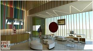 Education center interior design photo 01 get interior for Interior design online malaysia